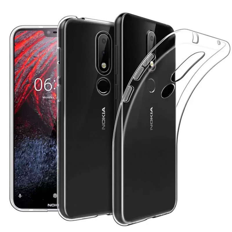Husa Nokia 3.1 Plus, Huse Nokia - TemperedGlass.ro