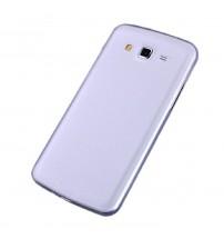 Husa de protectie Slim TPU pentru Samsung Galaxy Grand 2, Transparenta