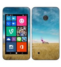 Skin cu aspect modern pentru Nokia Lumia 530 - Travel