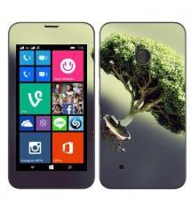 Skin cu aspect modern pentru Nokia Lumia 530 - Tree