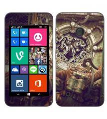 Skin cu aspect modern pentru Nokia Lumia 530 - Under