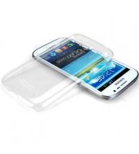 Husa de protectie Slim TPU pentru Samsung Galaxy Grand Duos, Transparenta
