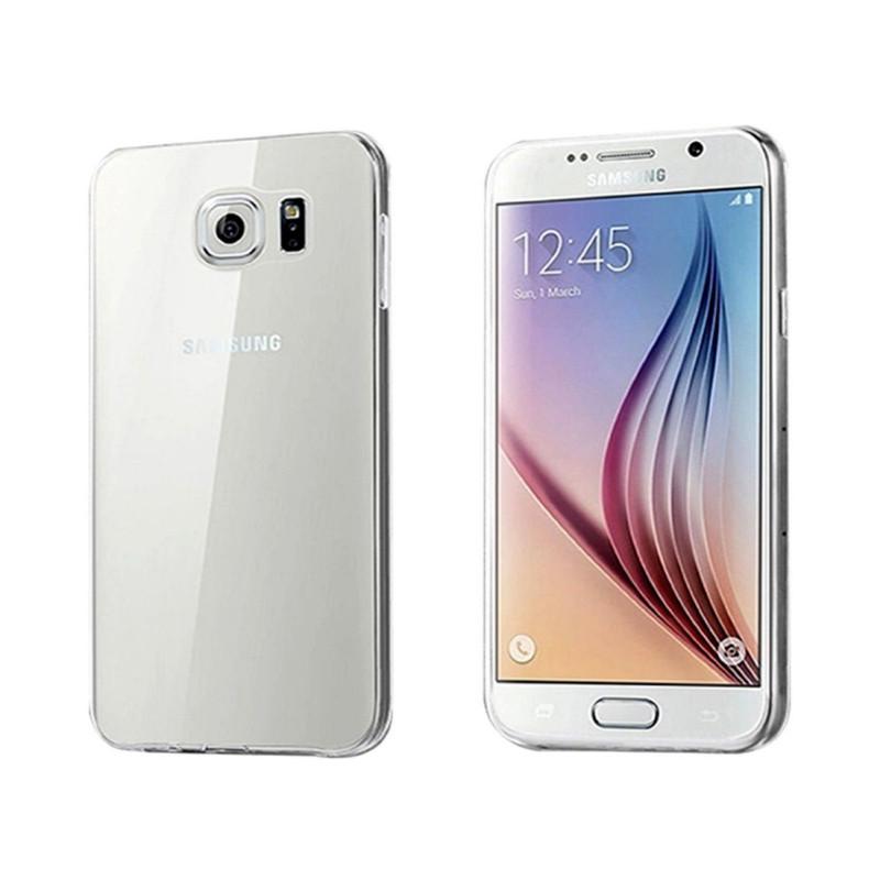 Husa Samsung S6 transparenta, Huse Samsung - TemperedGlass.ro
