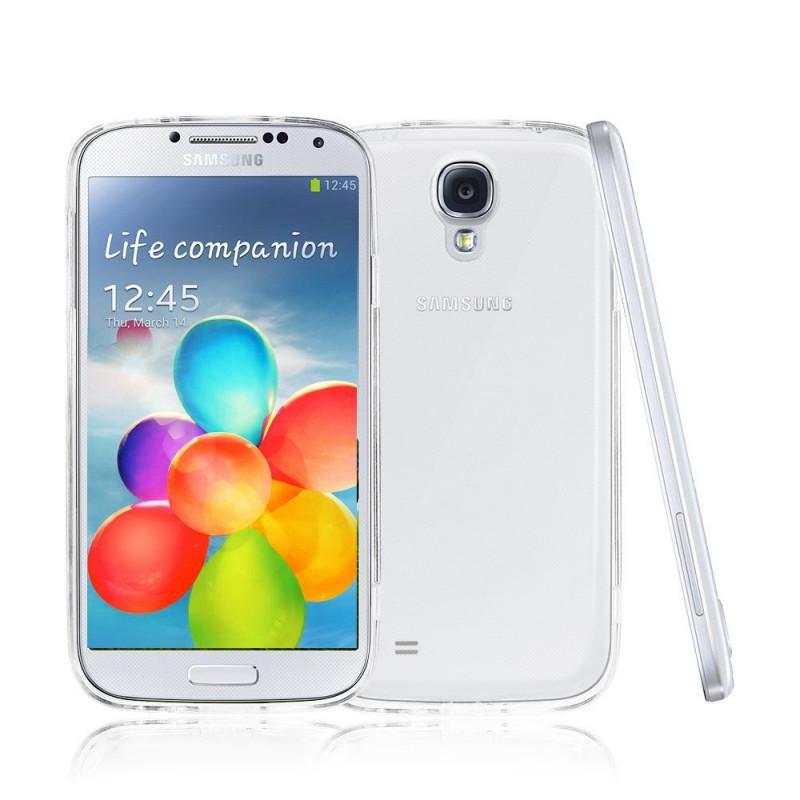 Husa Samsung S4 transparenta, Huse Samsung - TemperedGlass.ro