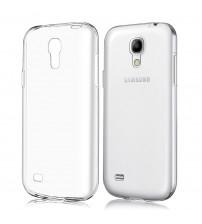 Husa de protectie Slim TPU pentru Samsung Galaxy S4 mini, Transparenta