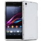 Husa Sony Xperia Z1 Slim TPU, Transparenta