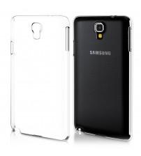 Husa de protectie Slim TPU pentru Samsung Galaxy Note 3 Neo, Transparenta