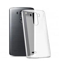 Husa de protectie Slim TPU pentru LG G3, Transparenta [Promo DoubleUP]