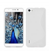 Husa Huawei Honor 6 Slim TPU, Transparenta