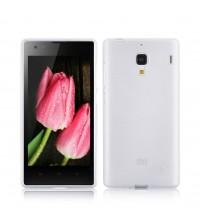 Husa de protectie Slim TPU pentru Xiaomi Redmi 1S, Transparenta [Promo DoubleUP]