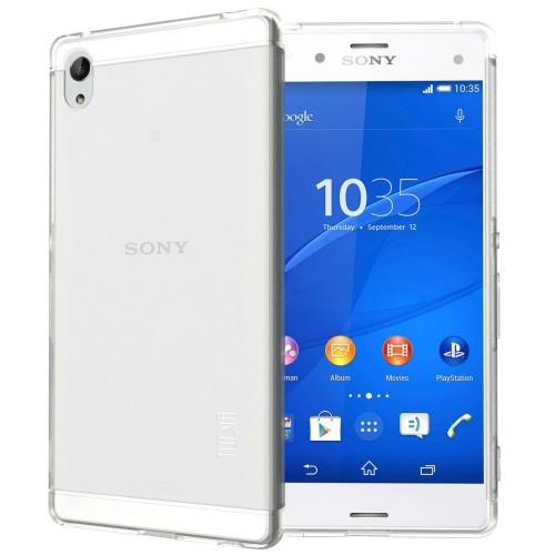 Husa Sony Xperia Z3+ transparenta, Huse Sony - TemperedGlass.ro