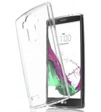 Husa de protectie Slim TPU pentru LG G4, Transparenta [Promo DoubleUP]