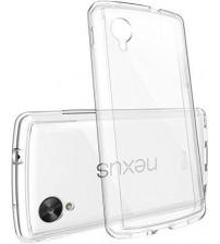 Husa de protectie Slim TPU pentru LG Nexus 5, Transparenta [Promo DoubleUP]