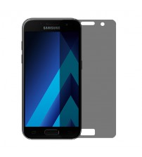 Folie protectie PRIVACY sticla securizata Samsung Galaxy A3 2017