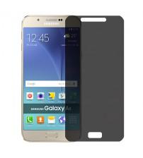 Folie protectie PRIVACY sticla securizata Samsung Galaxy A8