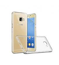 Husa de protectie Slim TPU pentru Samsung Galaxy C7 , transparenta