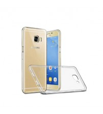 Husa de protectie Slim TPU pentru Samsung Galaxy C9 Pro, transparenta