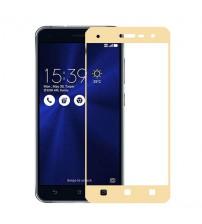 Folie protectie sticla securizata Asus Zenfone 3 ZE552KL Gold