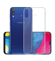 Husa Samsung Galaxy A30 Slim TPU, Transparenta