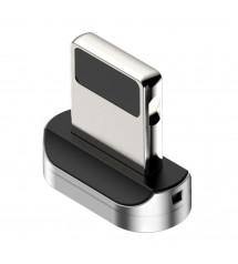 Adaptor cablu magnetic fast charge Lightning 1m Baseus, Negru