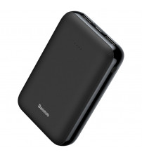 Baterie externa Baseus Mini JA 10.000 mAh, Black