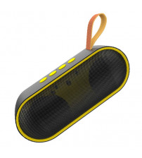 Boxa portabila bluetooth Dudao Y9 Wireless JL5.0+EDR, Yellow