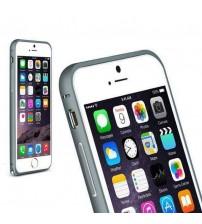 Bumper metalic pentru iPhone 6 - Gri