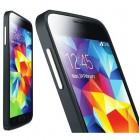 Bumper metalic pentru Samsung Galaxy S5 / S5 Neo - Negru