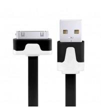 Cablu de date USB 30 Pini 2m, Negru