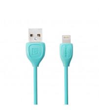 Cablu USB Lightning 1m REMAX RC-050i, Albastru
