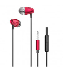 Casti Dudao X2 Pro, In-Ear, Jack 3.5mm, Microfon, Red