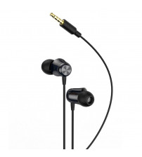Casti In-Ear cu microfon Baseus Encok H13 3.5mm Jack, Black