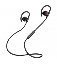 Casti in-ear wireless cu microfon Baseus Encok Sports S17 waterproof, Black