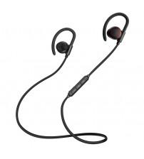 Casti in-ear wireless cu microfon Baseus Encok Sports S17 waterproof, Black