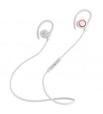 Casti in-ear wireless cu microfon Baseus Encok Sports S17 waterproof, White