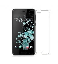 Folie protectie mata ANTIREFLEX din sticla securizata  HTC U Play [Promo DoubleUP]