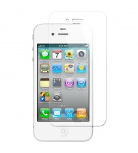 Folie protectie mata ANTIREFLEX din sticla securizata iPhone 4 / 4S