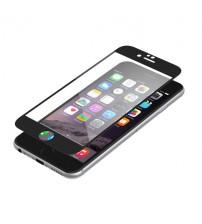 Folie protectie mata ANTIREFLEX din sticla securizata iPhone 6 / 6S Black