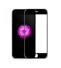 Folie protectie mata ANTIREFLEX din sticla securizata iPhone 6 Full 3D Black