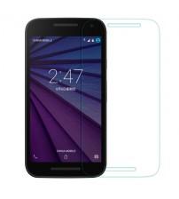 Folie protectie mata ANTIREFLEX din sticla securizata  Motorola G3