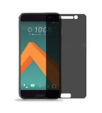 Folie protectie PRIVACY sticla securizata HTC 10