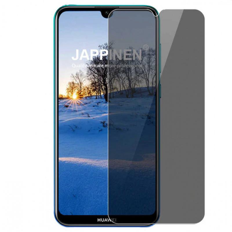 Folie sticla Huawei P Smart 2019 privacy - TemperedGlass.ro
