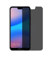 Folie protectie PRIVACY sticla securizata Huawei P20 Lite