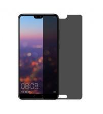 Folie protectie PRIVACY sticla securizata Huawei P20 Pro