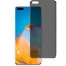Folie protectie PRIVACY sticla securizata Huawei P40 Pro 3D Black