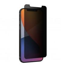 Folie protectie PRIVACY sticla securizata iPhone 12 / 12 Pro