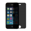 Folie protectie PRIVACY sticla securizata iPhone 4 / 4S