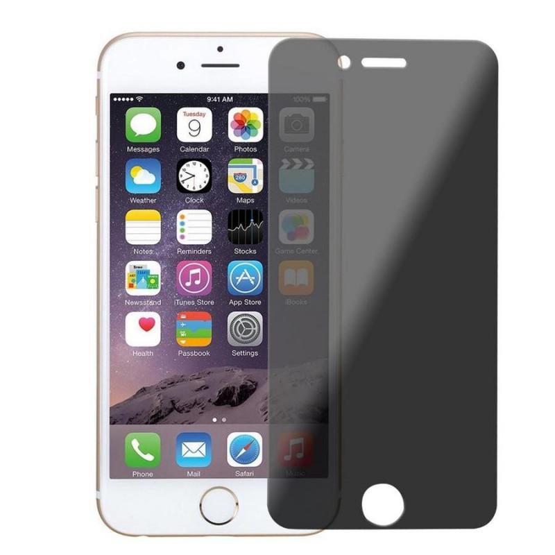 Folie sticla iPhone 6 / 6S privacy, Folii iPhone - TemperedGlass.ro