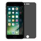 Folie protectie PRIVACY sticla securizata iPhone 7 Full 3D Black