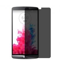 Folie protectie PRIVACY sticla securizata LG G3